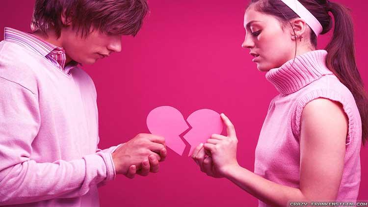 نشانه های یک رابطه اشتباه چیست | اشتباهات رابطه عاشقانه ناسالم