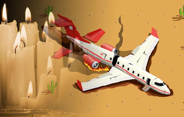 چگونه برای اتفاقات بد مثل سقوط هواپیمای اخیر، سوگوای کنیم