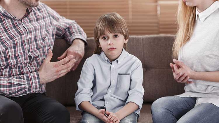 با کودکان بعد از طلاق چگونه رفتار کنیم | ارتباط با فرزند بعد از طلاق