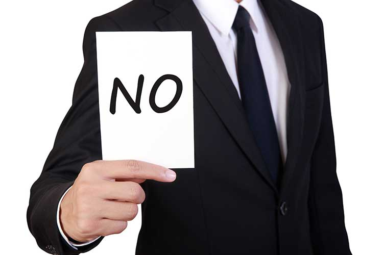 نه گفتن | قدرت نه گفتن | مهارت هایی که به ما می آموزد چگونه نه بگوییم
